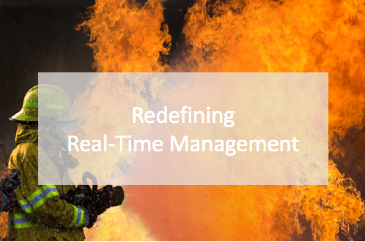 Defining Real Time Management